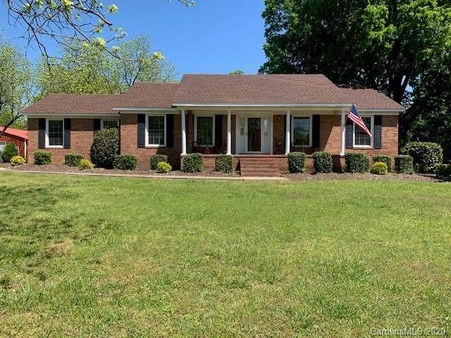 2500 Rock Hill Church Road, Concord, NC 28027 (#3620918) :: High Performance Real Estate Advisors