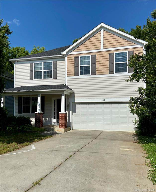 1380 Bottle Brush Lane, Harrisburg, NC 28075 (#3621337) :: Rinehart Realty