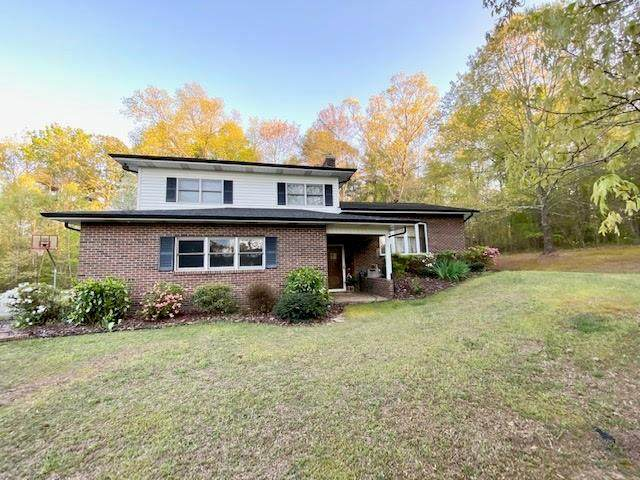 16 Saint Andrews Drive, Taylorsville, NC 28681 (#3623704) :: High Performance Real Estate Advisors