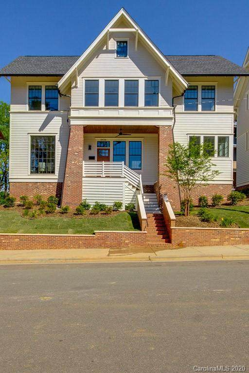 2426 Marshall Place, Charlotte, NC 28203 (#3624052) :: Keller Williams South Park