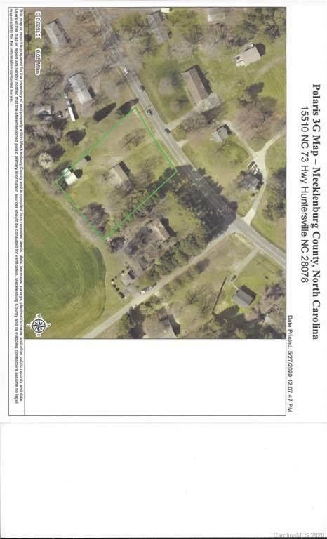 15510 Nc Hwy 73 Highway, Huntersville, NC 28078 (#3624946) :: Cloninger Properties
