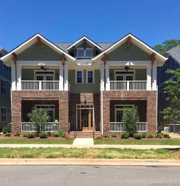 2151 Mcclintock Road #112, Charlotte, NC 28205 (#3625414) :: Charlotte Home Experts