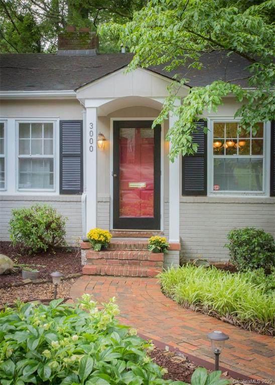 3000 Hanson Drive, Charlotte, NC 28207 (#3625580) :: Homes Charlotte