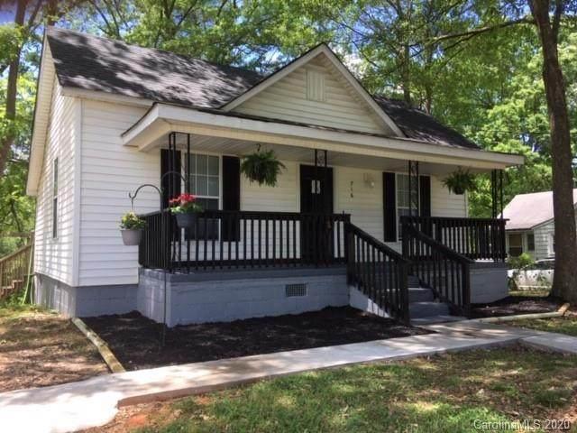 716 Glenn Street, Lincolnton, NC 28092 (#3625992) :: Carlyle Properties