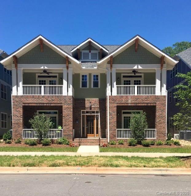 2151 Mcclintock Road #211, Charlotte, NC 28205 (#3626200) :: Charlotte Home Experts