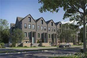 1601 Parkwood Avenue #8, Charlotte, NC 28205 (#3626273) :: Charlotte Home Experts