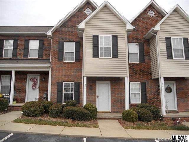 1102 22nd Street NE #604, Hickory, NC 28601 (#3626652) :: Homes Charlotte