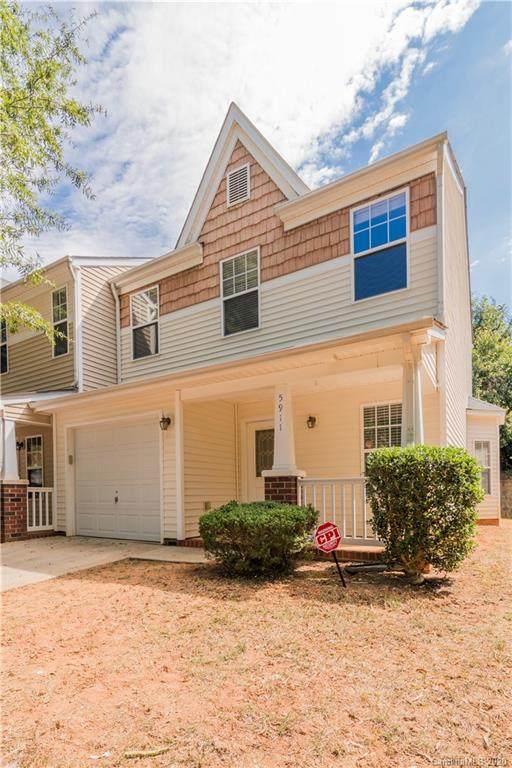 5911 Pisgah Way, Charlotte, NC 28217 (#3627220) :: High Performance Real Estate Advisors