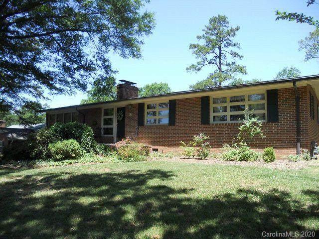 408 Hudson Street, Salisbury, NC 28144 (#3627665) :: MartinGroup Properties