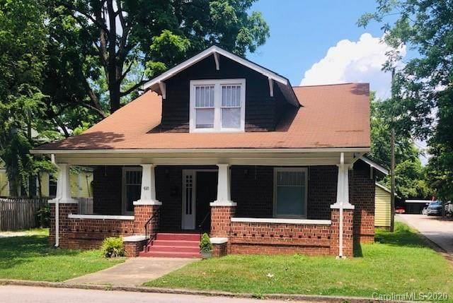418 W Monroe Street, Salisbury, NC 28144 (#3628504) :: Carlyle Properties
