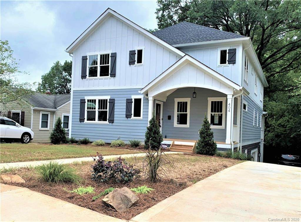 404 Ideal Way, Charlotte, NC 28203 (#3629391) :: The Downey Properties Team at NextHome Paramount
