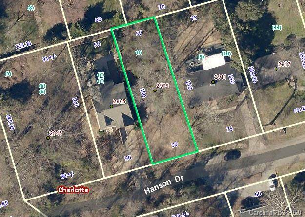 2909 Hanson Drive, Charlotte, NC 28207 (#3629873) :: Caulder Realty and Land Co.