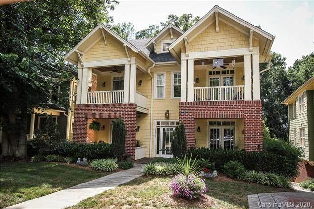1425 Pecan Avenue #2, Charlotte, NC 28205 (#3633658) :: Carlyle Properties