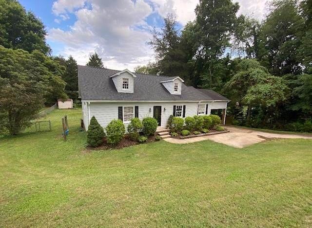 838 Ridgewood Drive, Lenoir, NC 28645 (#3633851) :: Homes Charlotte