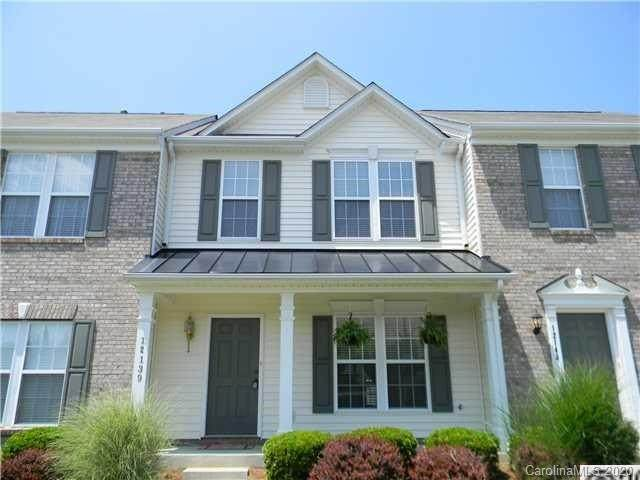 12139 Cane Branch Way, Huntersville, NC 28078 (#3636613) :: TeamHeidi®