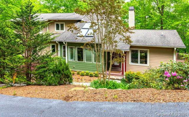 54 White Squirrel Lane, Brevard, NC 28712 (#3636836) :: High Performance Real Estate Advisors