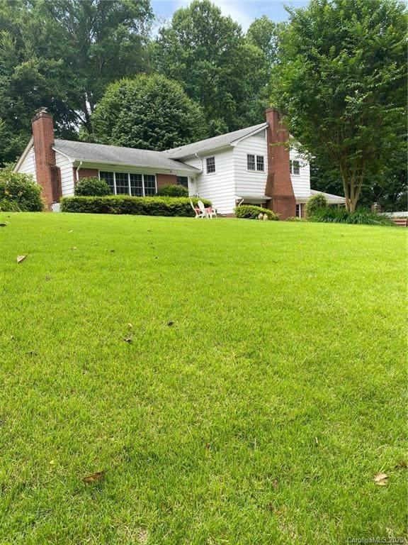 245 W Park Drive, Morganton, NC 28655 (#3637190) :: Stephen Cooley Real Estate Group