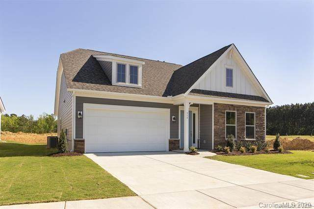 319 Warbler Drive #32, Wesley Chapel, NC 28110 (#3637406) :: High Performance Real Estate Advisors