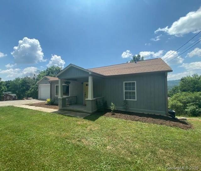 42 Hillcrest Drive, Candler, NC 28715 (#3637530) :: Stephen Cooley Real Estate Group