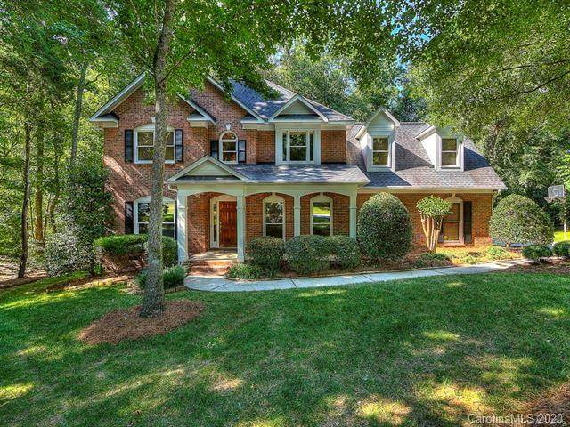 3145 Shady Grove Lane, Matthews, NC 28104 (#3638141) :: Homes Charlotte