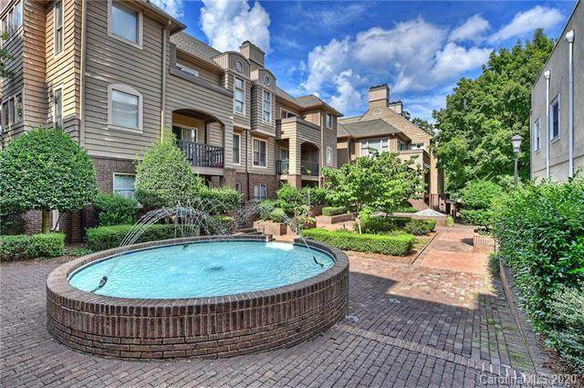 1101 Morehead Street #32, Charlotte, NC 28204 (#3638167) :: MartinGroup Properties