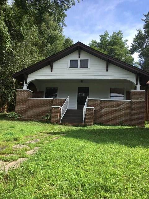 616 Vance Street, Lenoir, NC 28645 (#3638533) :: Homes Charlotte