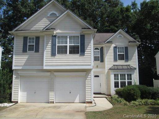 7522 Lullwater Cove, Huntersville, NC 28078 (#3638669) :: Odell Realty