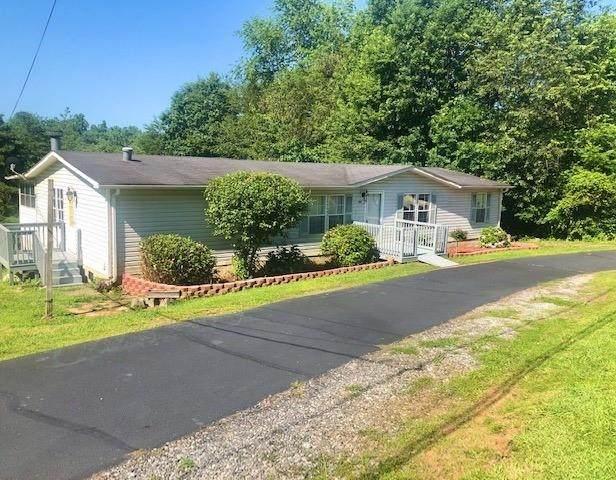4199 Smokey Creek Road, Lenoir, NC 28645 (#3638880) :: Zanthia Hastings Team