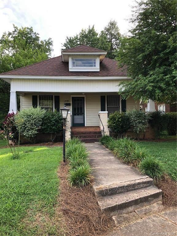 119 Heilig Avenue, Salisbury, NC 28144 (#3639240) :: High Performance Real Estate Advisors