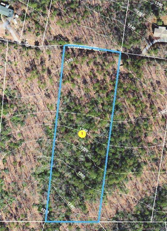4.63 acres Tanglewood Trail 3C, Lake Lure, NC 28746 (#3639254) :: LePage Johnson Realty Group, LLC