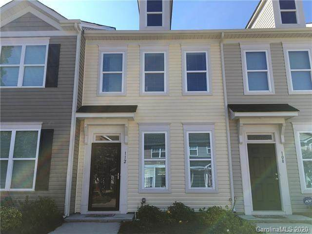 112 Village Place, Mount Holly, NC 28120 (MLS #3639437) :: RE/MAX Journey