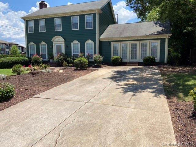 2301 Olde Whitehall Road, Charlotte, NC 28273 (#3639856) :: The Sarver Group