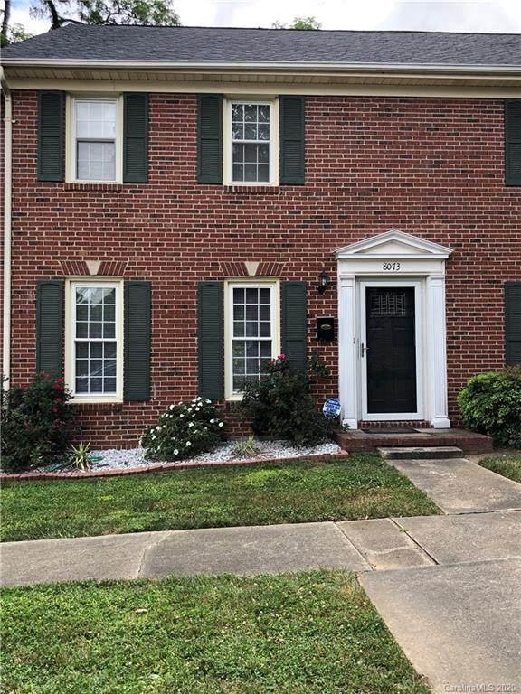 8073 Regent Park Lane, Charlotte, NC 28210 (#3640917) :: Homes Charlotte
