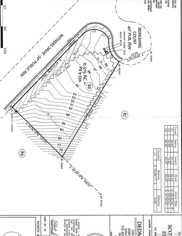 Lot 88 Withers Drive, Denver, NC 28037 (#3642080) :: Puma & Associates Realty Inc.