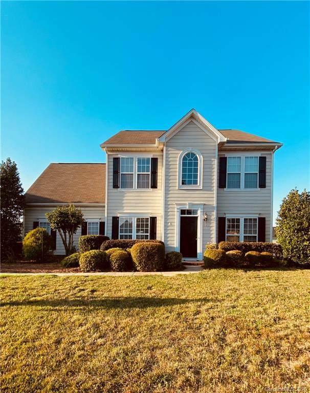 4518 Oconnell Street, Indian Trail, NC 28079 (#3642123) :: Robert Greene Real Estate, Inc.