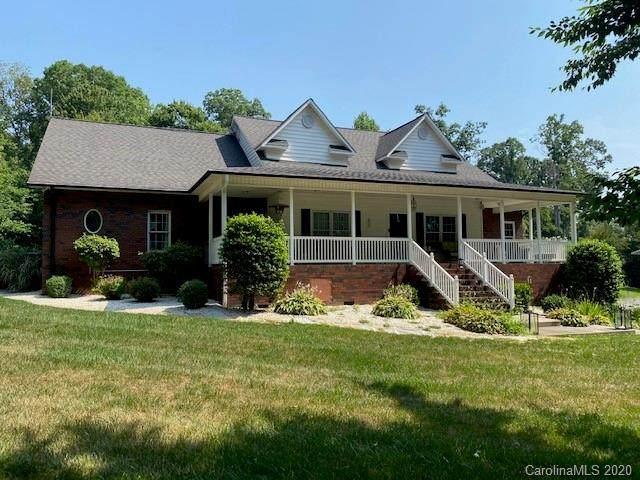 147 Hunters Ridge Lane, Statesville, NC 28625 (#3642323) :: Premier Realty NC