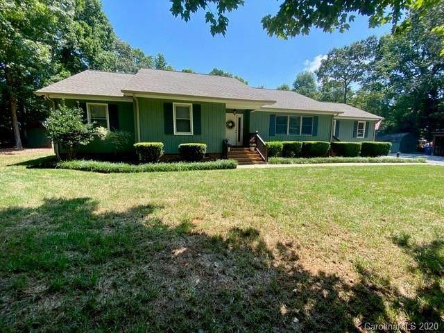 7709 Potter Road, Matthews, NC 28104 (#3642569) :: Miller Realty Group