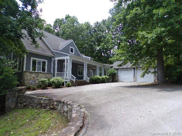 205 Bent Pine Trace, Hendersonville, NC 28739 (#3644029) :: Robert Greene Real Estate, Inc.