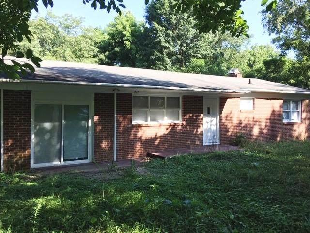 617 Wentworth Place NW, Lenoir, NC 28645 (#3646688) :: Austin Barnett Realty, LLC