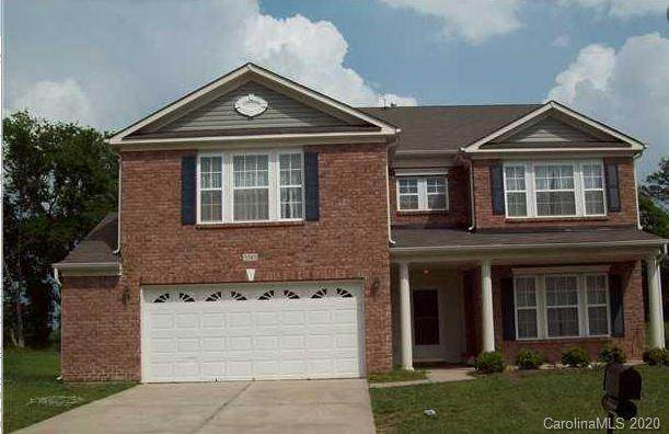 5585 Hammermill Drive, Harrisburg, NC 28075 (#3646910) :: Rinehart Realty