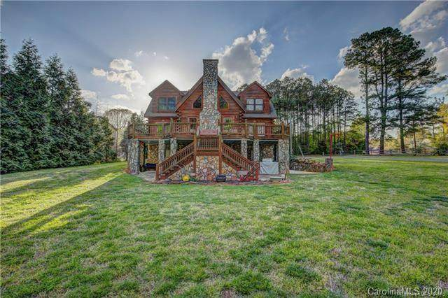 49693 Quail Trail Road, Norwood, NC 28128 (#3648165) :: Premier Realty NC