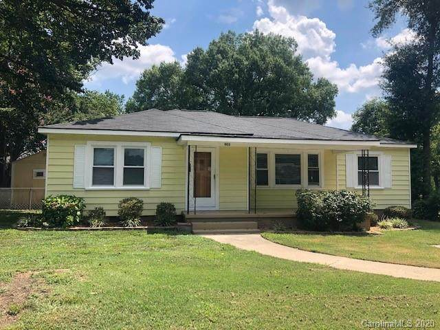 1103 Oakwood Avenue, Kannapolis, NC 28081 (#3648489) :: MartinGroup Properties