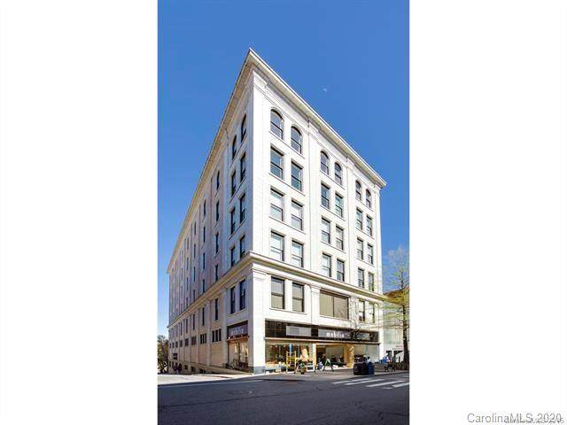 84 Walnut Street #403, Asheville, NC 28801 (#3649393) :: MOVE Asheville Realty