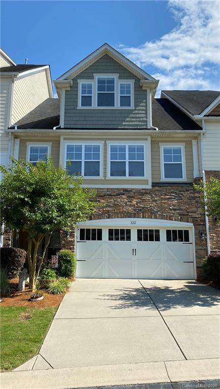 322 Wave Crest Drive, Tega Cay, SC 29708 (#3650219) :: Stephen Cooley Real Estate Group