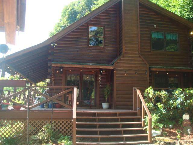 278 Trails End Lane, Maggie Valley, NC 28751 (#3650452) :: Rinehart Realty