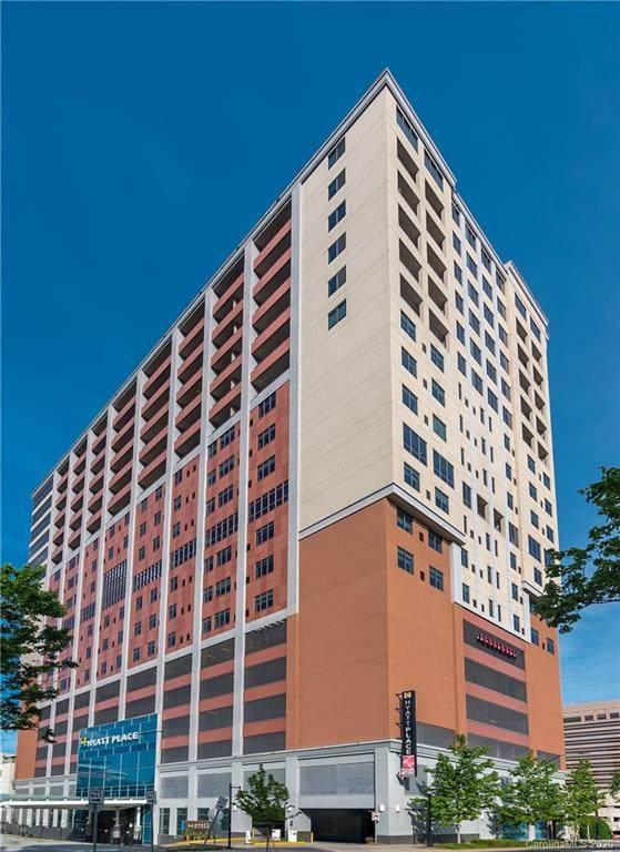 222 Caldwell Street #1503, Charlotte, NC 28202 (#3650895) :: High Performance Real Estate Advisors