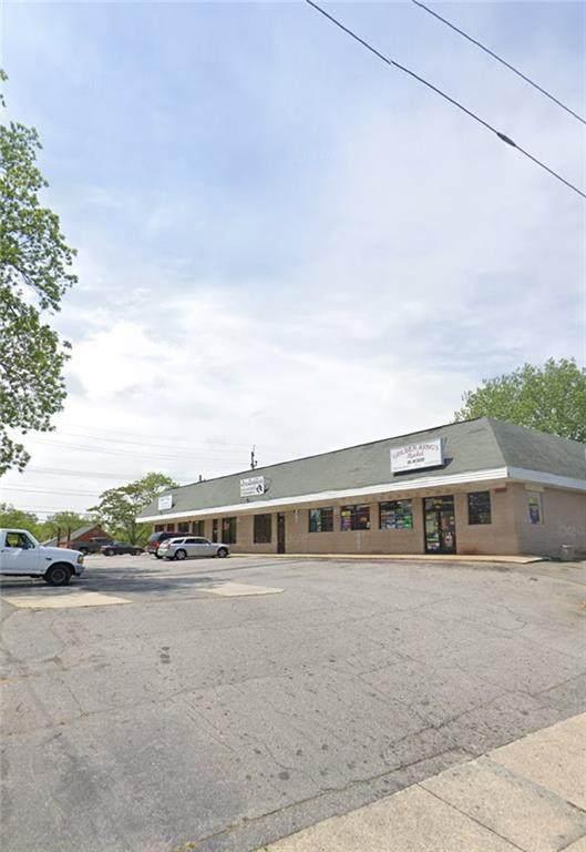 312 S Center Street, Hickory, NC 28602 (#3651134) :: Robert Greene Real Estate, Inc.