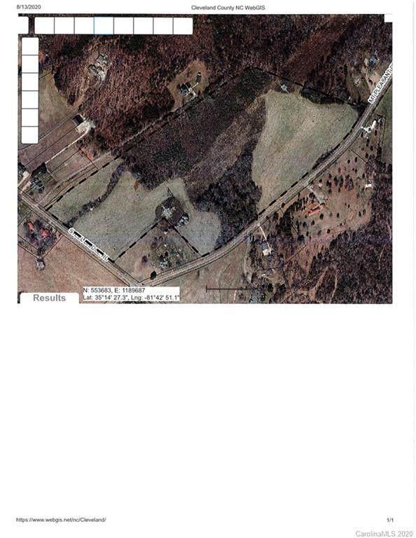 0000 Steel Bridge Road, Mooresboro, NC 28152 (#3651432) :: Stephen Cooley Real Estate Group