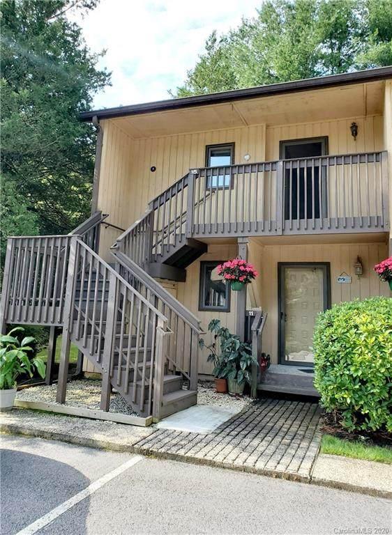 15 Pebble Creek Drive A5, Asheville, NC 28803 (#3651785) :: Premier Realty NC