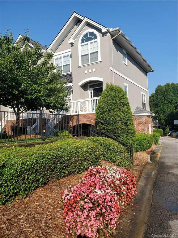 843 Clarkson Mill Court #18, Charlotte, NC 28202 (#3655491) :: Keller Williams South Park